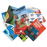 Sales Brochures & Catalogues