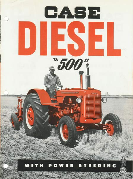 case 500 tractor