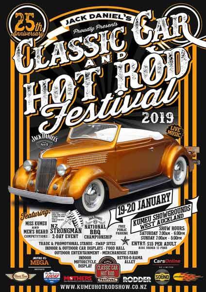 Upcoming Events Kumeu Classic Car Show Hot Rod Festival